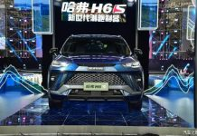 Haval H6S