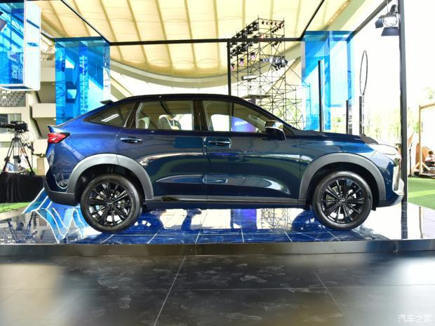 Haval launches its new coupe SUV named Haval H6S!