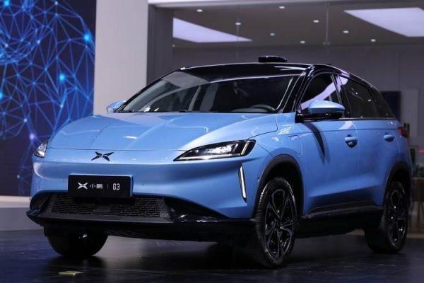 2022 Xpeng G3i (EV) Technical Specs