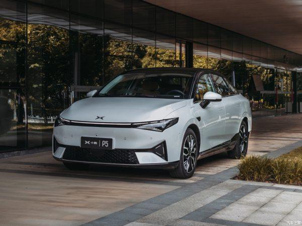 2021 Xpeng P7 (EV) Technical Specs