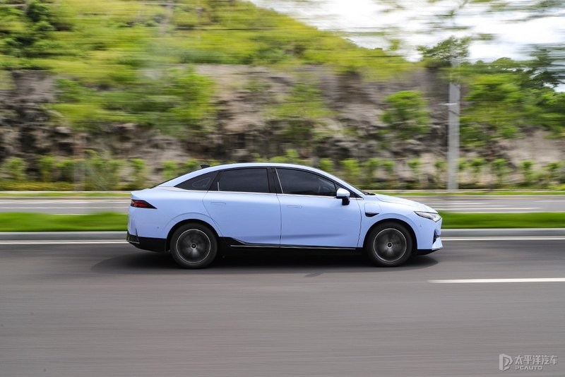 Xpeng Motors Launched P5 Electric Sedan in the Chinese Market