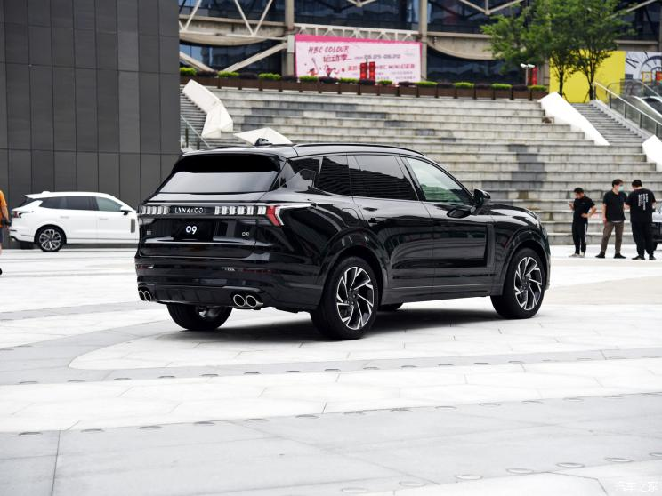 Lynk & Co 09 Pre-sale starts at 270,000 Yuan in the Chinese Market